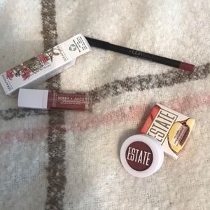 Fall makeup bundle!! Lip gloss, liner & eye shadow